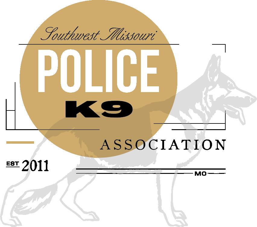 SWMO Police K9 Association Primary Logo