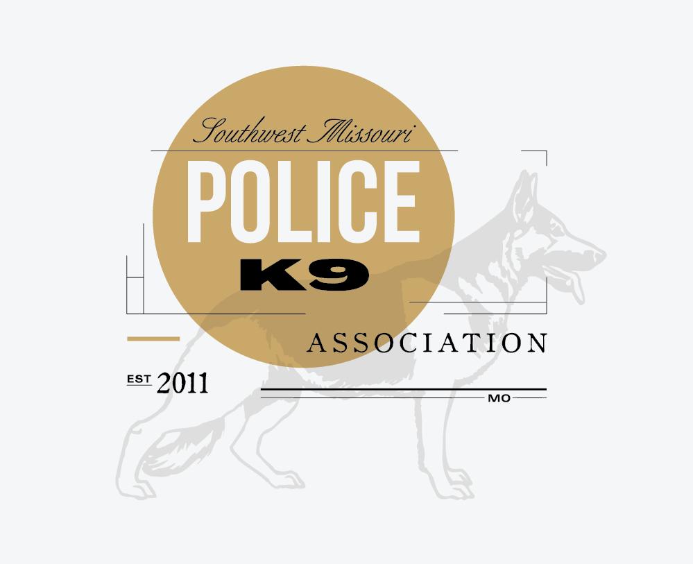Police K9 Association Logo