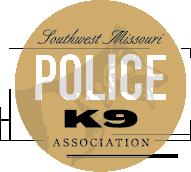 Southwest Missouri Police K9 Association Small Use Logo