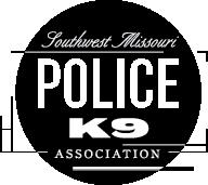 Southwest Missouri Police K9 Association Black and White Use